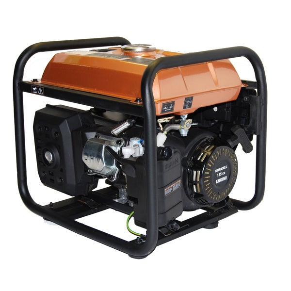Duracell Peak 4-stroke Portable 2200-watt Inverter Generator