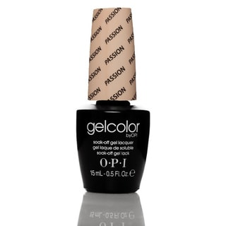 OPI GelColor Passion Soak-Off Gel Lacquer
