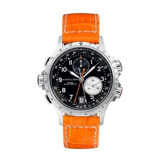 Hamilton Men's 'Khaki ETO' Chronograph Watch
