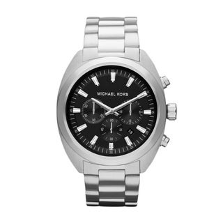 Michael Kors Men's MK8270 Black Dial Chronograph Watch