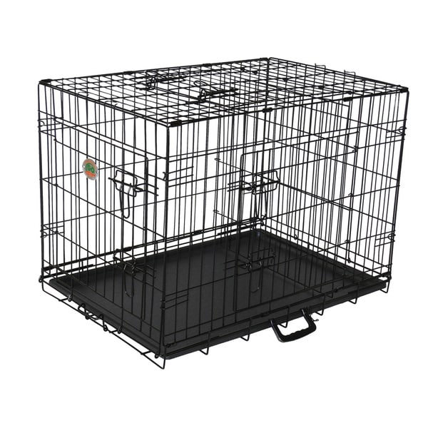 Go Pet Club 3-door Metal 48-inch Divider Cage