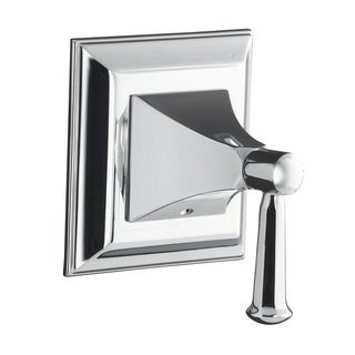 Kohler Memoirs Volume Control Valve Trim with Stately Design and Lever Handle