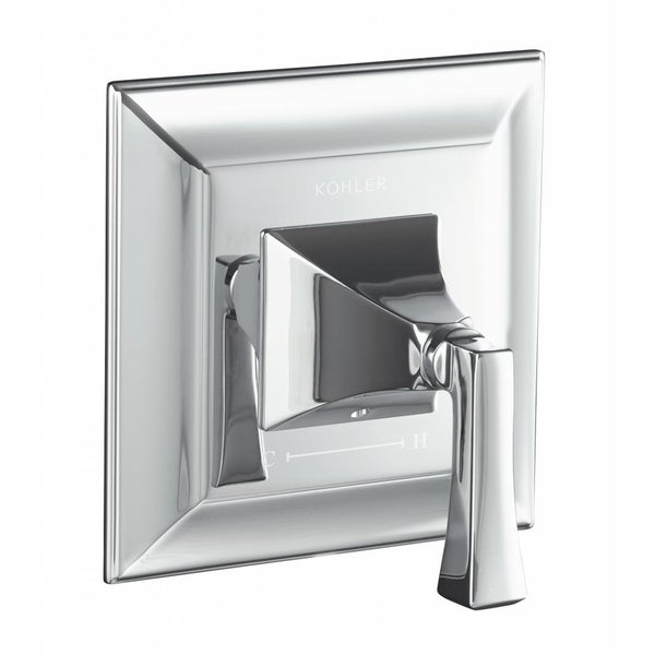 Kohler Memoirs Thermostatic Valve Trim with Stately Design and Deco Lever Handle