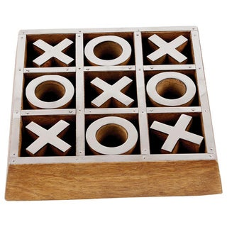 'Tic Tac Toe I' Ornament