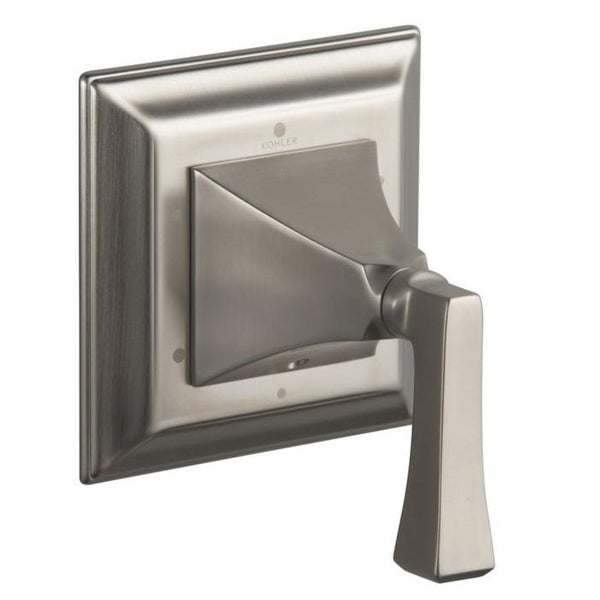 Kohler Memoirs Transfer Valve Trim with Stately Design and Deco Lever Handle