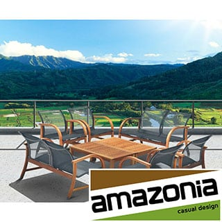 'Cosmopolitan' 8-piece Conversation Patio Furniture Set