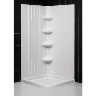 DreamLine QWALL-2 Shower Backwalls Kit