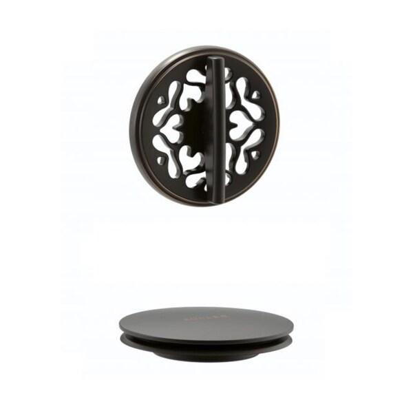 Kohler PureFlo Victorian Rotary Cable Bath Drain Trim