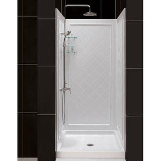DreamLine QWALL-5 Shower Backwalls Kit (30- to 34-Inch Width)