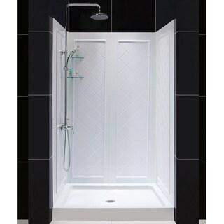 DreamLine QWALL-5 Shower Backwalls Kit (46- to 50-Inch Width)