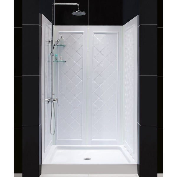 28 inch shower stall kits search