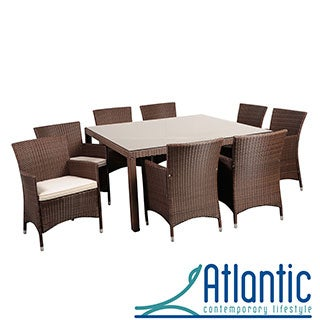 Grand Liberty Deluxe 9 Piece Square Dining Set