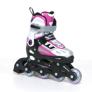 5th Element Girls G2-100 Black/ Pink Inline Skates