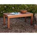 Krueger Hardwood Outdoor Cocktail/ Coffee Table