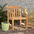 Capstan Teak Outdoor Arm Chair