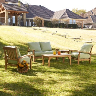 Windom Deep Seating Outdoor Sofa 5-piece Set