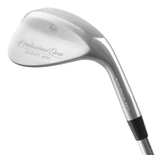 Professional Open Series 690 Satin Stainless Steel Wedge