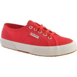Superga 2750 Classic Maroon Red