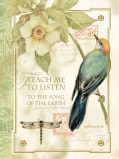 Teach Me to Listen to the Song of the Earth Address Book (Address book)