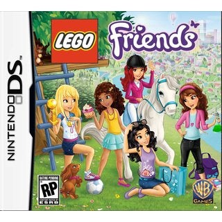 Nintendo DS Lego Friends