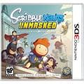 Nintendo 3DS - Scribblenauts Unmasked: A DC Comics Adventure