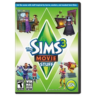 PC - The Sims 3 Movie Stuff Pack