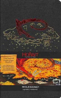 Moleskine Limited Edition Notebook Hobbit 2013 Large Plain (Notebook / blank book)