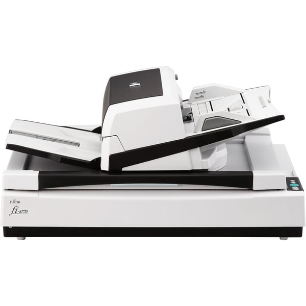 Fujitsu fi-6770A Flatbed Scanner - 600 dpi Optical