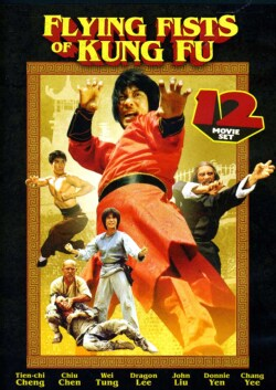 Flying Fists of Kung Fu (DVD)