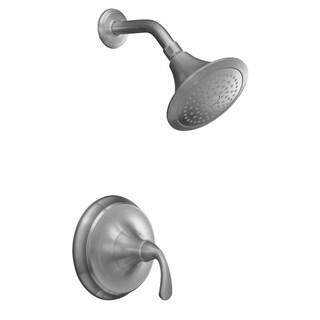 Forte Rite-Temp Pressure-balancing Brushed Chrome Shower Trim Set