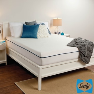Sealy 10-inch Full-size Memory Foam Mattress