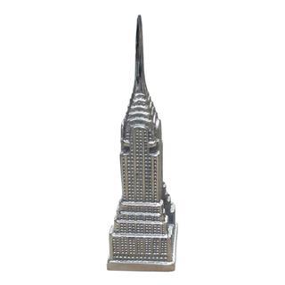 'Chrystler Building' Sculpture