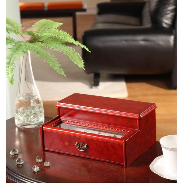 Cosmopolitan 2-drawer Jewelry Box