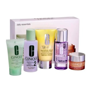 Clinique Daily Essentials Dry Combination Skin 5-piece Set