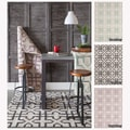 Mandara Handmade Contemporary Abstract-pattern Flat-weave Rug (3' x 5')