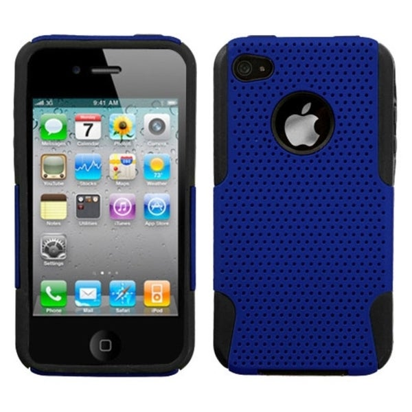 INSTEN Phone Case Cover for Apple iPhone 4S/ 4