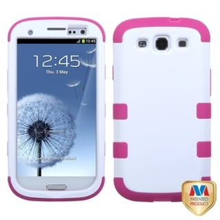 BasAcc TUFF Hybrid Phone Case for Samsung Galaxy S3 i9300