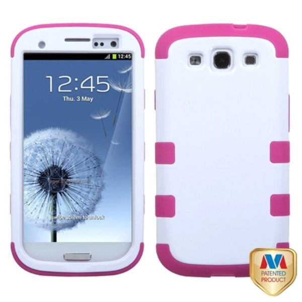 INSTEN TUFF Hybrid Phone Case Cover for Samsung Galaxy S3 i9300