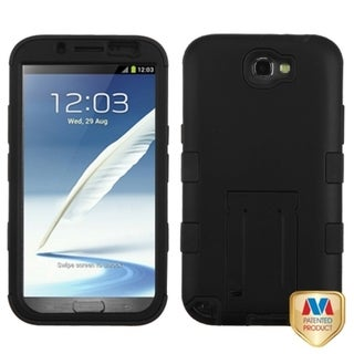 BasAcc TUFF Hybrid Case With Stand for Samsung Galaxy Note 2/ II