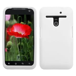 BasAcc Solid White Skin Case For LG VS910 Revolution Esteem