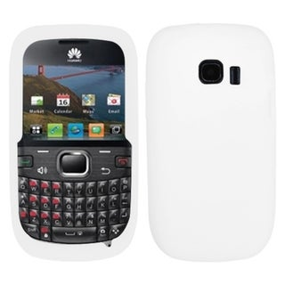 BasAcc Solid White Skin Case For Huawei M636 Pinnacle 2