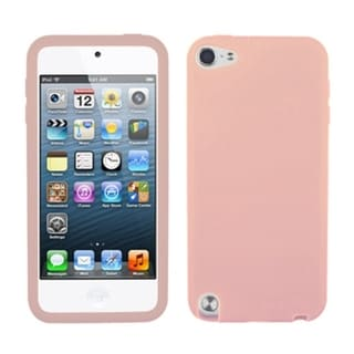 BasAcc Solid Pink Skin Case For Apple iPod Touch