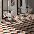 SomerTile 8x8 Morocco Provenzale Cotto Porcelain Floor and Wall Tile (Pack of 16)