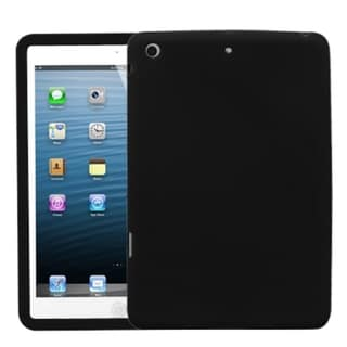 BasAcc Solid Black Skin Case For Apple iPad Mini
