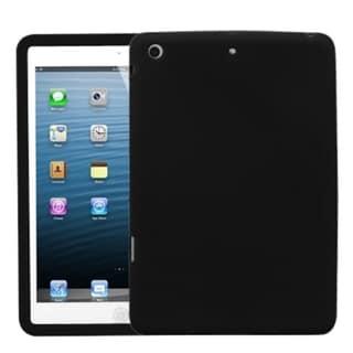 INSTEN Solid Black Skin Tablet Case Cover for Apple iPad Mini