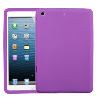 BasAcc Solid Electric Purple Skin Case For Apple iPad Mini