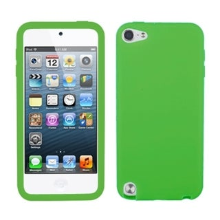 BasAcc Solid Dark Green Skin Case For Apple iPod touch