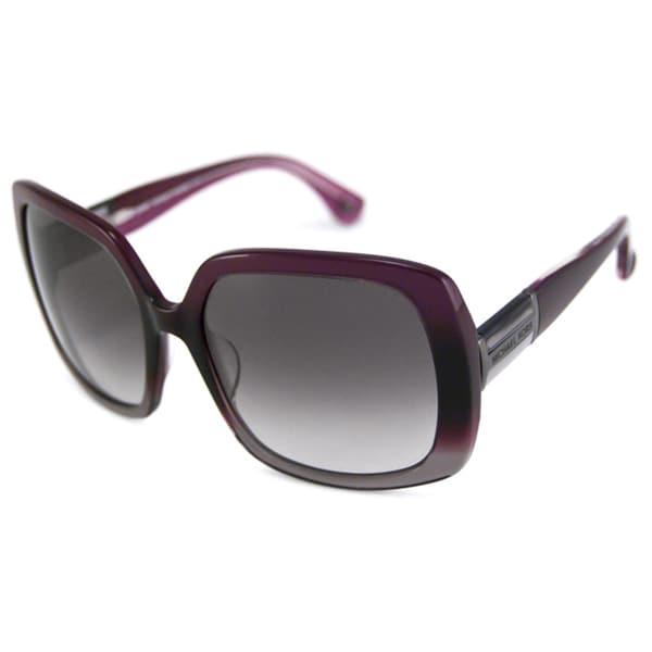 Michael Kors Women's MKS238 Darrington Rectangular Sunglasses