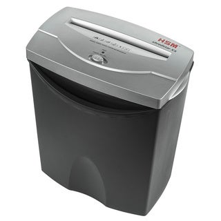 HSM Shredstar X5, 6-7 sheet, cross-cut, 3-gallon capacity