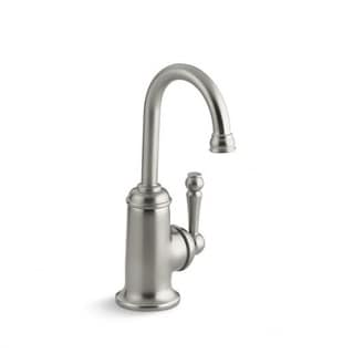 Kohler Wellspring Traditional Vibrant Brushed Nickel Beverage Faucet